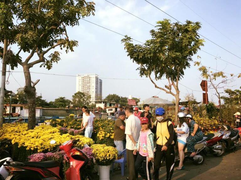 New Year, HCMC, Vietnam 6
